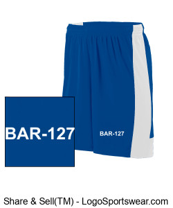 BAR-127 T-shorts Design Zoom