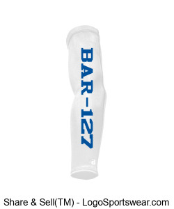 BAR-127 Sock Design Zoom
