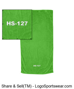 HS-127 Towel Design Zoom