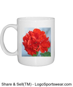 Flower Mug Design Zoom