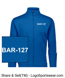 BAR-127  JACKET Design Zoom
