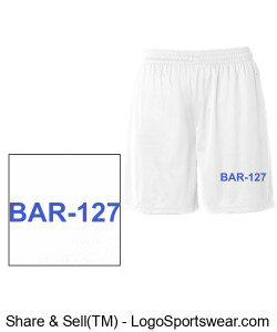 BAR-127 Shorts Design Zoom