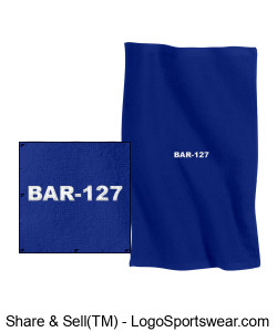 BAR-127 Towel Design Zoom