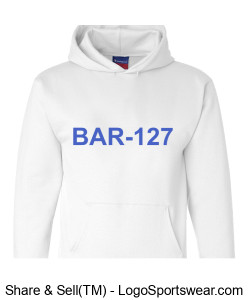BAR-127 sweatshirt Design Zoom