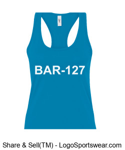 Next Level Women's Ideal Racerback Tank Design Zoom